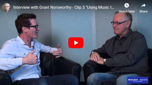 Using Music To Connect Vlog Grant Norsworthy