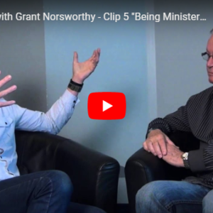 Ministers Of Reconciliation Vlog Grant Norsworthy