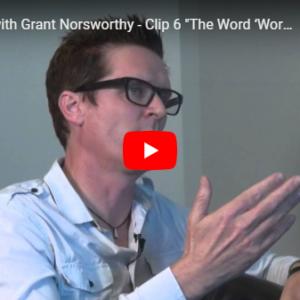 Worship Is A Verb Vlog Grant Norsworthy
