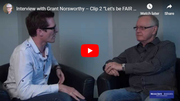 Fair-dinkum Authenticity Vlog Grant Norsworthy