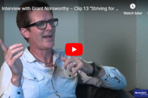 Striving For Eternal Significance Grant Norsworthy Vlog