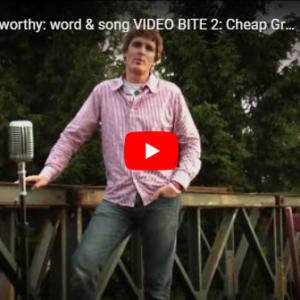 Cheap Grace Dietrich Bonhoeffer Grant Norsworthy Vlog