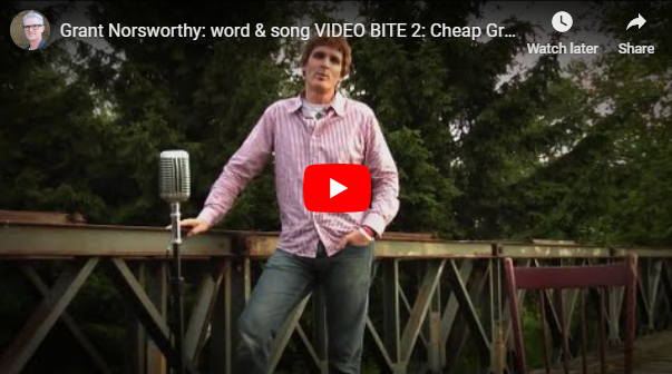 Cheap Grace Dietrich Bonhoeffer Grant Norsworthy Vlog