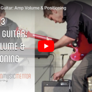 M3 Vlog Electric Guitar Grant Norsworthy