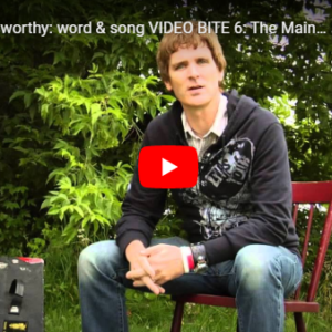 The Main Problem Vlog Grant Norsworthy
