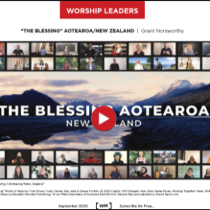 Worship Musician Magazin September 2020 The Blessing