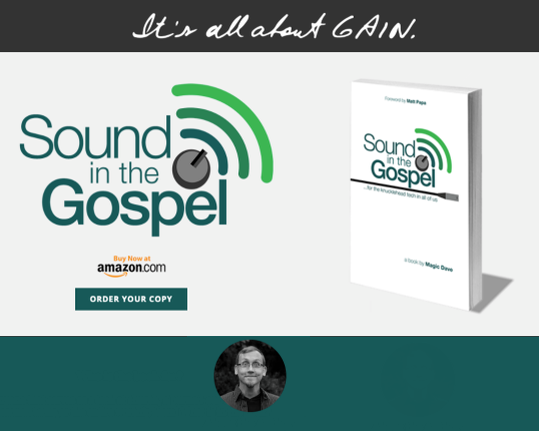 Sound in the Gospel Dave Wright book